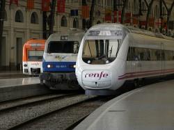 Treni a Barcellona