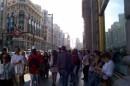 Shopping sulla Gran Vía