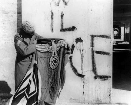 Soldato Sikh, Italia 1945