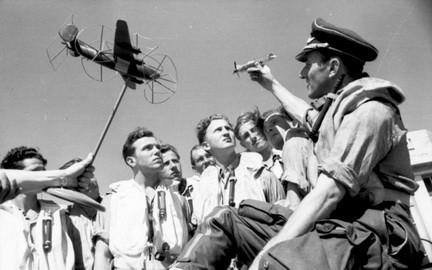 Come abbattere un B-24