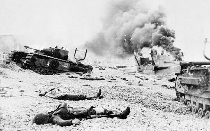 Dopo il combattimento, Dieppe 1942