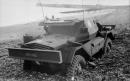 Scout car Daimler, Dieppe 1942