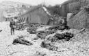 Soldato tedesco tra i cadaveri, Dieppe 1942