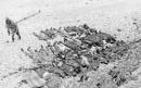 In attesa di sepoltura, Dieppe 1942
