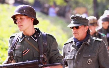 Soldati in marcia (Germania)