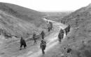 Fanteria USA sul passo di Kasserine, Tunisia 1943