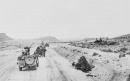 Pattuglia statunitense a Kasserine, Tunisia 1943
