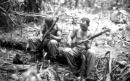 Manutenzione delle armi nella giungla, Bougainville 1944