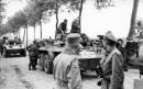 M8 Greyhound catturata dai tedeschi, Francia 1944