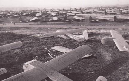 Alianti Waco dell'USAAF, Inghilterra 1944