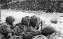 Paracadutisti britannici pronti all'azione, Olanda 1944