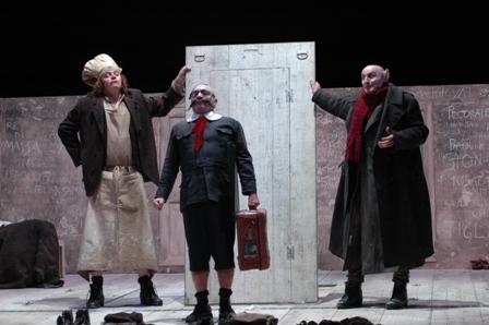 Mein Kampf - Compagnia Teatrale i fratellini - 14/16 aprile Teatro Comunale di Ferrara