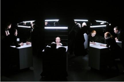 Hamlet - regia Oskaras Korsunovas - 21/22 gennaio Teatro Argentina