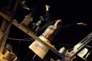 Conversazione con l'uomo nell'armadio: le immagini dello spettacolo con Ugogiulio Lurini