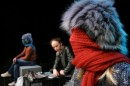 From a to d and back again: le foto dello spettacolo di Tagliarini e Deflorian