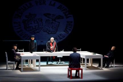 Gramsci a Turi: le immagini dello spettacolo