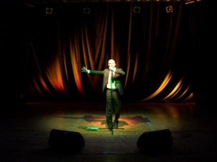Iago: le immagini dello spettacolo di Robero Latini