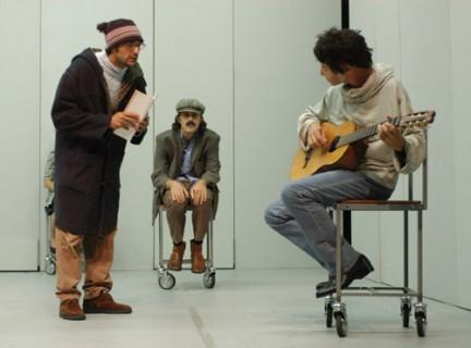 Il sacro segno dei mostri: le immagini dello spettacolo di Danio Manfredini