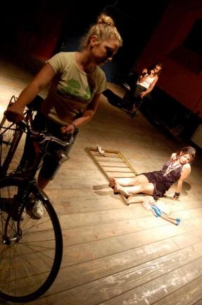 La strada ferrata: le immagini dello spettacolo