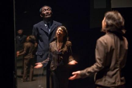 Le città visibili: le immagini dello spettacolo di Giorgio Barberio Corsetti per il Napoli Teatro Festival