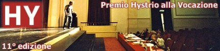 Logo Premio Hystrio 2009