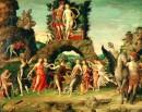 Le nove Muse secondo gli antichi Greci