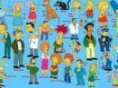 La famiglia   mitica della TV