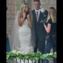 Le prime foto del matrimonio tra Andy Roddick e Brooklyn Decker