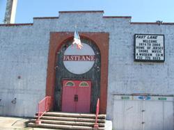 ingresso del Fast Lane Club, Asbury Park