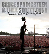 cover of the dvd live in Hyde Park