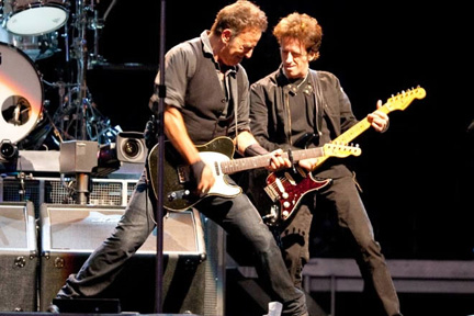 Springsteen and Willie Nile