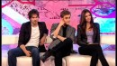 Ian, Paul e Nina: intervista T4