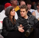 Paul Wesley e Torrey: partita dei Lakers