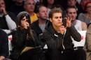 Paul Wesley e Torrey: partita dei Lakers