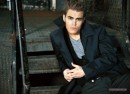 Paul Wesley: Women's Wear Daily