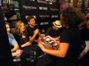 The vampire diaries Hot Topic Tour Atlanta