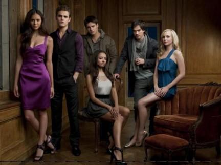 TVD Cast