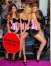 Adriana Lima, Candice Swanepoel e Lily Aldridge che trio sexy!