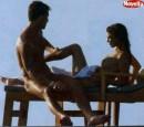 Belen Rodriguez e Fabrizio Corona Foto dello Scandalo alle Maldive