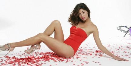Belen Rodriguez inizia il 2010 su Panorama