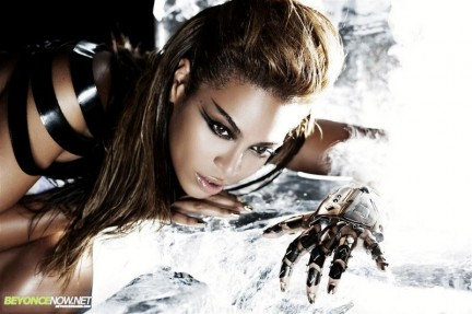 Beyonce versione techno dark su Giant Magazine