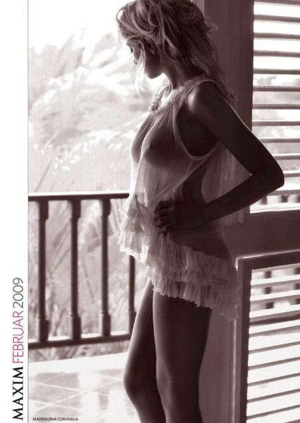 Calendario Maddalena Corvaglia.Top Model E Bellissime Le Guide Di Supereva