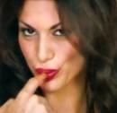 Cristina Del Basso Tutte le Foto con la Nutella