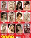 Daily Star Sexy Calendario 2009