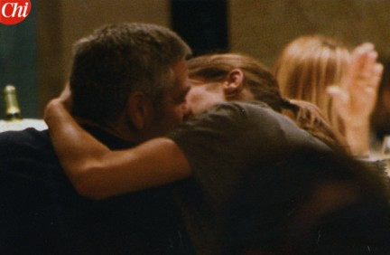 George Clooney ed Elisabetta Canalis presto sposi, parola di Cindy Crawford