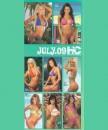Hooters Sexy Calendario 2009