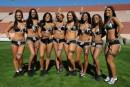Il Football si fa sexy con le Los Angeles Temptation