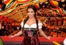 Kim Kardashian all'Oktoberfest