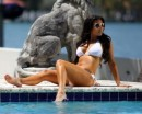 Kim Kardashian Relax al Sole