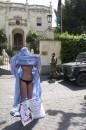 Laura Perego nuda per le donne afgane